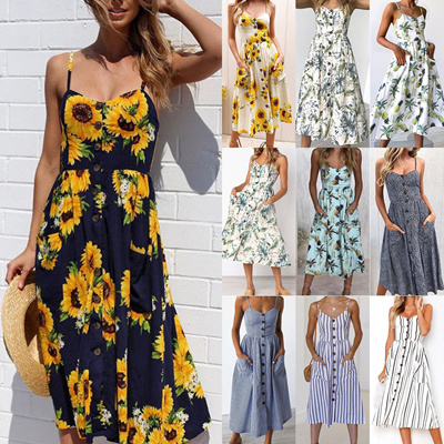 beach party dresses