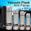 OXONE Vacuum Flask Anti Panas Avalaible Size 3.5ml 5ml 7.5ml 1.0ml