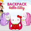 New Item Pages - Backpack Hello Kitty - Trendy kids
