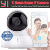 Xiaomi Xiaoyi YI Dome Home IP Camera 112 Wide Angle 720P / 1080P