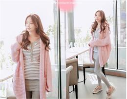2016 Winter Jacket/ Korea Style/Cardigan