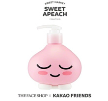 ★The Face Shop★ NEW!  Body Lotion(Sweet Apeach Edition)  kakao