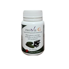 Provie G - probiotic supporting healthy gut and healthy sugar cholesterol and blood pressure