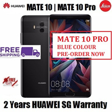 Huawei Mate 10 | Mate 10 Pro |L29|4GB / 6GB+64GB / 128GB | 5.9inch | Leica Camera | 2 Years Warranty