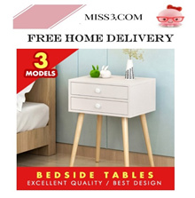 BEDSIDE TABLES -  AVAILABLE IN 3 MODELS!!