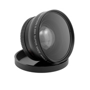 HD 52MM 0.45x Wide Angle Lens with Macro Lens for Nikon Sony Pentax 52MM DSLR Camera D1208 Photograp