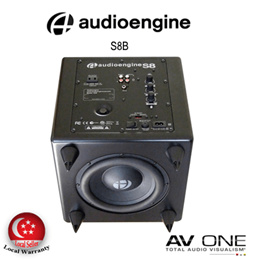 [AUDIO ENGINE] S8 Powered Subwoofer / 3 Year Local warranty from Authorized Distributor