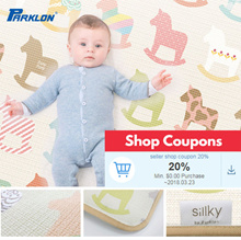 Parklon Genuine Sillky Series Baby Playmat Soft Mat Korea Add Another 20% Seller Shop Coupon Applies