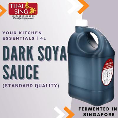 Dark Soya Sauce (Standard) - 4L
