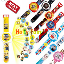 [BUY 3 GET 1 FREE]  Projection Watch for Children - Birthday/Christmas/Children Day