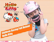 Children Racing Full Helmet Electric Bicycle Motorcycle Helmets For Kids Safe Approved