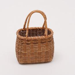 Peacetime Original Design Rattan Weaving Hand-woven Flower Basket