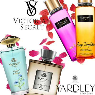 Body Mist Victoria secret dan Parfum Yardley Deals for only Rp228.000 instead of Rp228.000