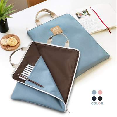 A4 Oxford File Folder Bag Office Supplies Organizer Bag Men Portable Office  Bags Document Bag for 00de5ed23619e