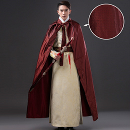 High Quality Chinese Folk Costume Men Long Cloak Chinese Traditional Clothing Tang Clothes Female Co  sc 1 st  Qoo10 & traditional chinese costume