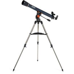 Celestron AstroMaster 70AZ 70mm f/13 Alt-Az Refractor Telescope