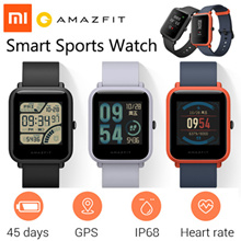 ◆ New Products ◆ Xiaomi Huami AMAZFIT / Sports Smart Watch / Free Shipping / Genuine Guarantee / From Da HanKing!