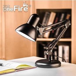 Pixar work long arm cramping lamp eye study bedroom bedside plug clip computer desk reading anchor