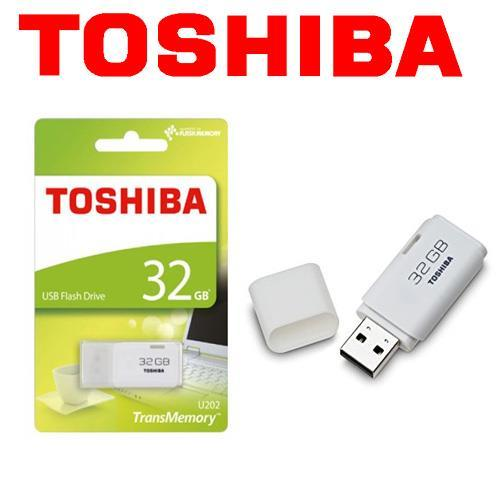 Flash Disk TOSHIBA 32GB / Kemasan Seal Deals for only Rp50.000 instead of Rp50.000