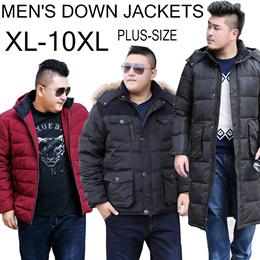 2019 men down jacket/cotton coat/coat/plus-size/Winter New product