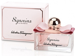 PERFUME SALVATORE F_ERRAGAMO SIGNORINA WOMEN 100ML EDP SPRAY FRAGRANCE