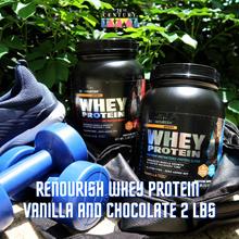 [21st Century] ReNourish Sports Protein Chocolate/Vanilla Flavour 2LB(906gms)
