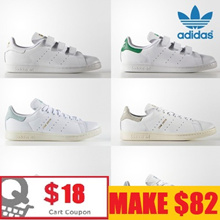 Adidas  Flat price 15 Type STAN SMITH shoes   sneakers   running shoes dc363557eb