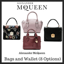 Alexander McQueen Bags and Wallets (Available in 8 Options)