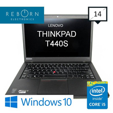 [Refurbished] LenovoThinkpad T440s/ IntelCore I7 / 240GBSSD / 4GBRAM / Wins10 Pro/ 30 days Warranty