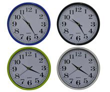 Colorful Analog Wall Clock 847