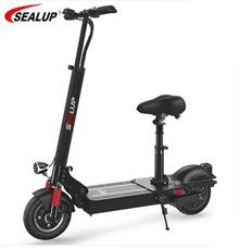 【SEALUP】36V 전동 킥보드/전동 스쿠터/접이식 폴딩/electric  Folding scooter/블랙