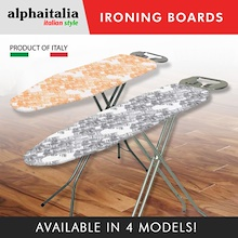 Basic Mesh/Kara/Tammy Ironing Boards 97x34/115x36/120x38 Laundry Iron Board ITALY