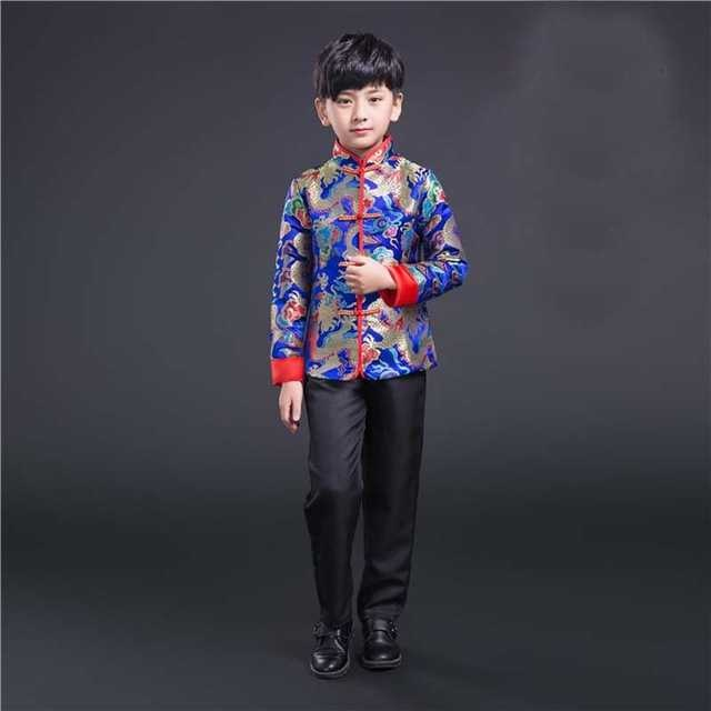 e9b5ccb2eb7 Qoo10 - authentic Kid China dress of the Tang Dynasty Chinese ...