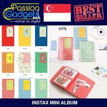 ◆Polaroid Instax Mini/ Instax Square Photo Album◆Fuji Instax Mini Instant Film 8 7s 25 50s 50 SQ10