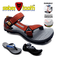 ✪ SABERTOOTH ✪ Hiking Sandals - Traveling and Adventure - Unisex Adventure Footwear 2021