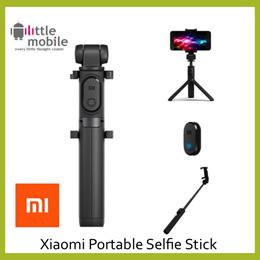 Original Xiaomi Portable Bluetooth Selfie Stick Extendable Folding Tripod Phone Holder Desktop Stand