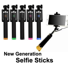 Selfie Stick  /MonoPod for iphone android phone / Travel Tools / Photography / Latest Generation