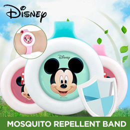 Disney [Wing band 4 pcs] Korea Bikit Guard MOSQUITO Insect Repellent   adult and children ZIKA