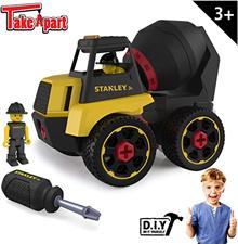 Stanley Junior Cement Mixer Toy Kit for Children TT003 SY