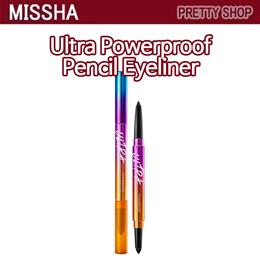 ★Missha★ Ultra Powerproof Pencil Eyeliner (0.2g)