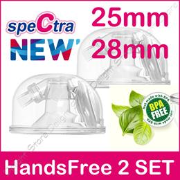 ◆Spectra Korea 28mm HandsFree 2 Set Breast Feeding Accessories