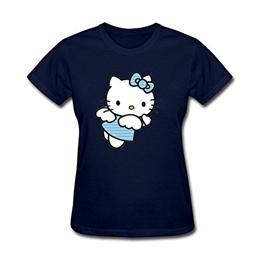 Womens Hello Kitty White Short Sleeve T-Shirt