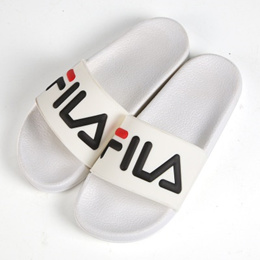 Fila Korean Style new thick bottom word Slippers Casual fashionable indoor and outdoor trend female