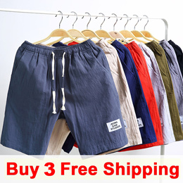2019 New Men Fashion Casual Shorts Pants Plus Size men shorts M-5XL Men pants Buy 3 free shipping