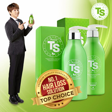 TS SHAMPOO + CONDITIONER. 500ml each. NO.1 HAIR LOSS Solution. Korea Big Hit! 100% Geniune Product.