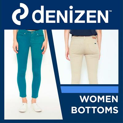d54bedefcb5 QQtown」- dENiZEN Women Assorted Bottoms