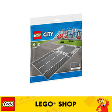 LEGO City Supplementary Straight  Crossroad - 7280
