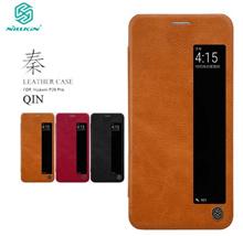 2018 NILLKIN HUAWEI P20 Pro Qin leather case Apr