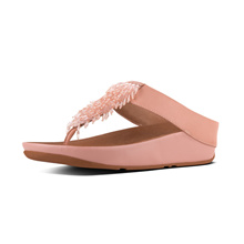 FITFLOP RUMBA TOE THONG DUSKY PINK ★100% Authentic★