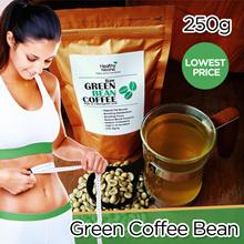 [Termurah] Green Coffee Bean 250Gram Raw - Pembakar Lemak Alami Antioxidan